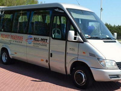 MERCEDES SPRINTER CDI XXL Wypożyczalnia Busów