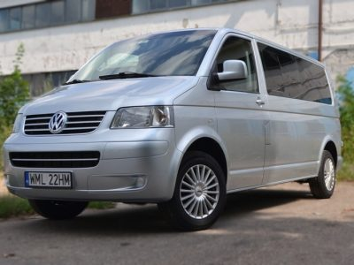 Bus VW CARAVELLE T5 TDI LONG