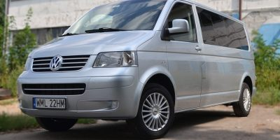 VW CARAVELLE T5 TDI LONG