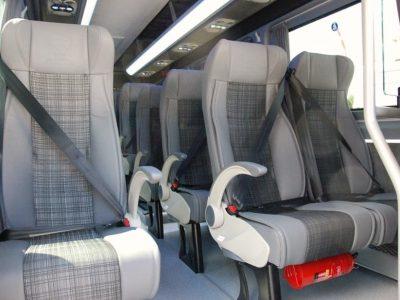 Mercedes Sprinter 519 EURO VI Wypożyczalnia Busów Fabisiak Przewozy