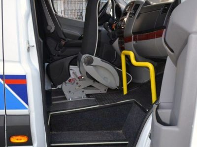 Mercedes Sprinter 519 CDI 20 osób (19 +1+1) - Przewóz Osób