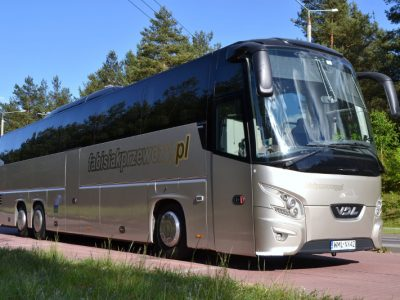 AUTOKAR VDL FUTURA II 139.460 EURO 5 - Wynajem Autokarów
