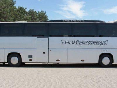 AUTOKAR TURYSTYCZNY VDL FUTURA 129.440 EURO 6