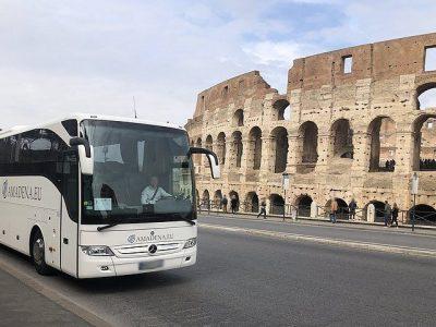 Mercedes-Benz Tourismo 15 RHD  / EURO 6 / rok prod. 2018 / nr rej WGM 36155