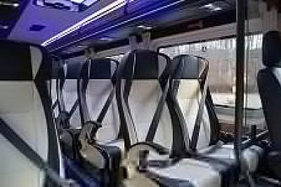Wynajem Busów na Targi Branżowe