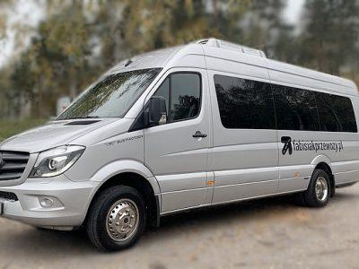 Minibus Mercedes Sprinter 519 EURO 6, rok prod. 2019