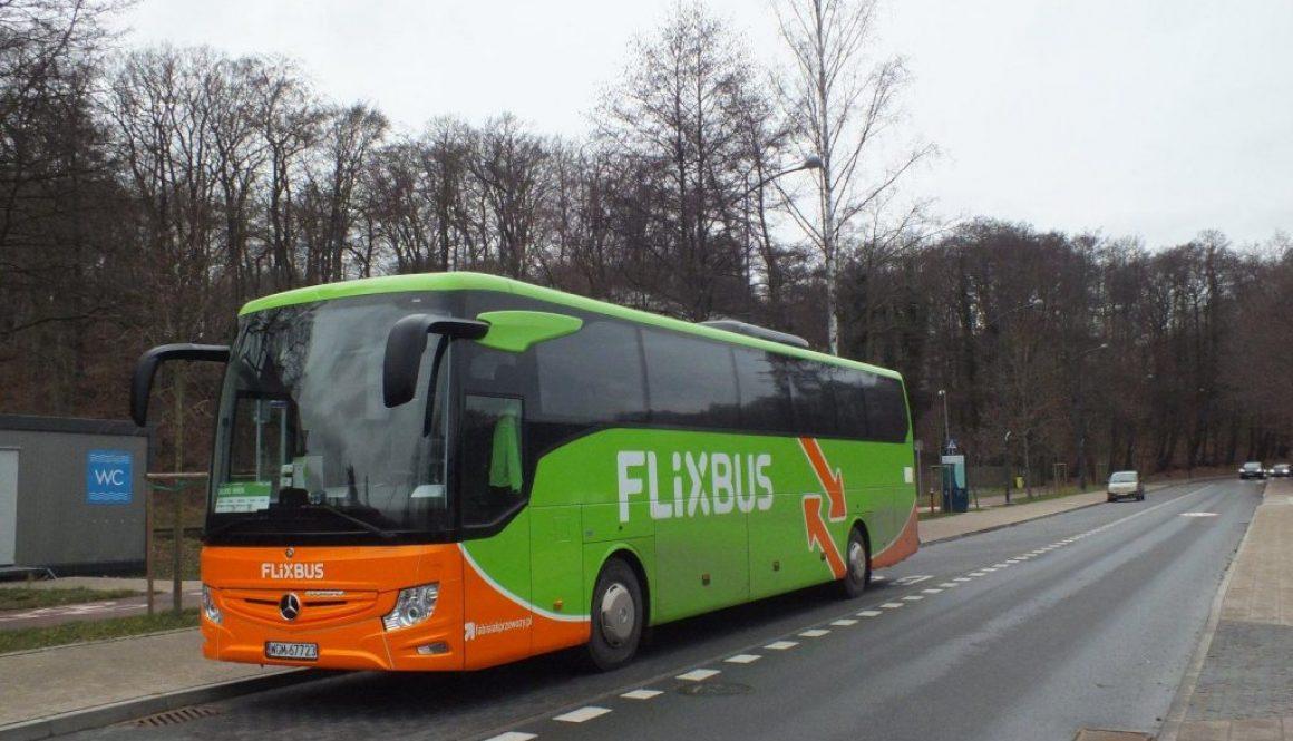 DALEKOBIEŻNE PRZEWOZY AUTOKAROWE     Współpraca z FLIXBUS